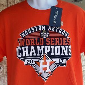 Houston Astros World Series Champions T Shirt